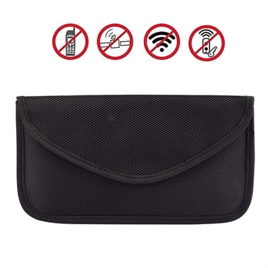 Cellphone Bag to block RF Signals. Block Phone Trace