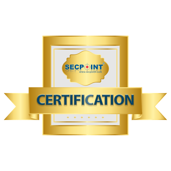 SecPoint Penetrator Certification