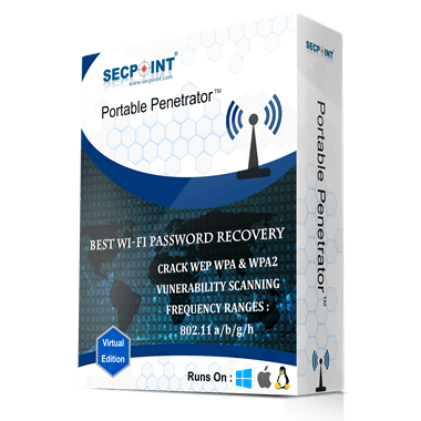 SecPoint Portable Penetrator - LIGHT 1 Year Renewal