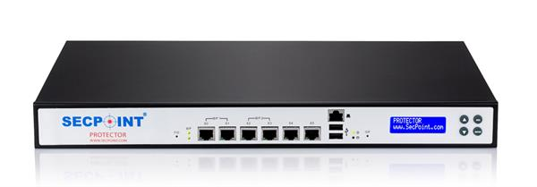 10 Users Firewall Appliance (1 Year License)