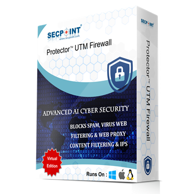 SecPoint® Protector P9 - Enterprise Virtual Appliance